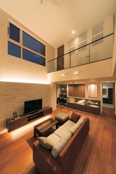 モデルハウスを再現した家でリゾートのように暮らす歓び