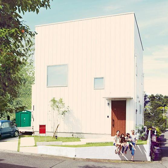 屋上に広々テラス付 4LDKモデルハウス見学会