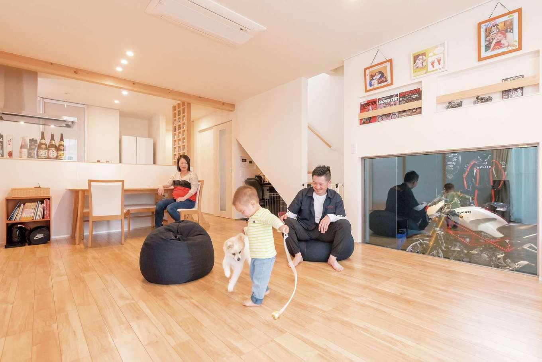 結露やカビの悩みにさよなら。室内環境もデザインする家