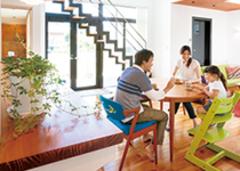 北欧家具が映える空間で 憧れのライフスタイルを実現