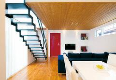 住宅ライターが満を持して建てた人生を2倍楽しむ家
