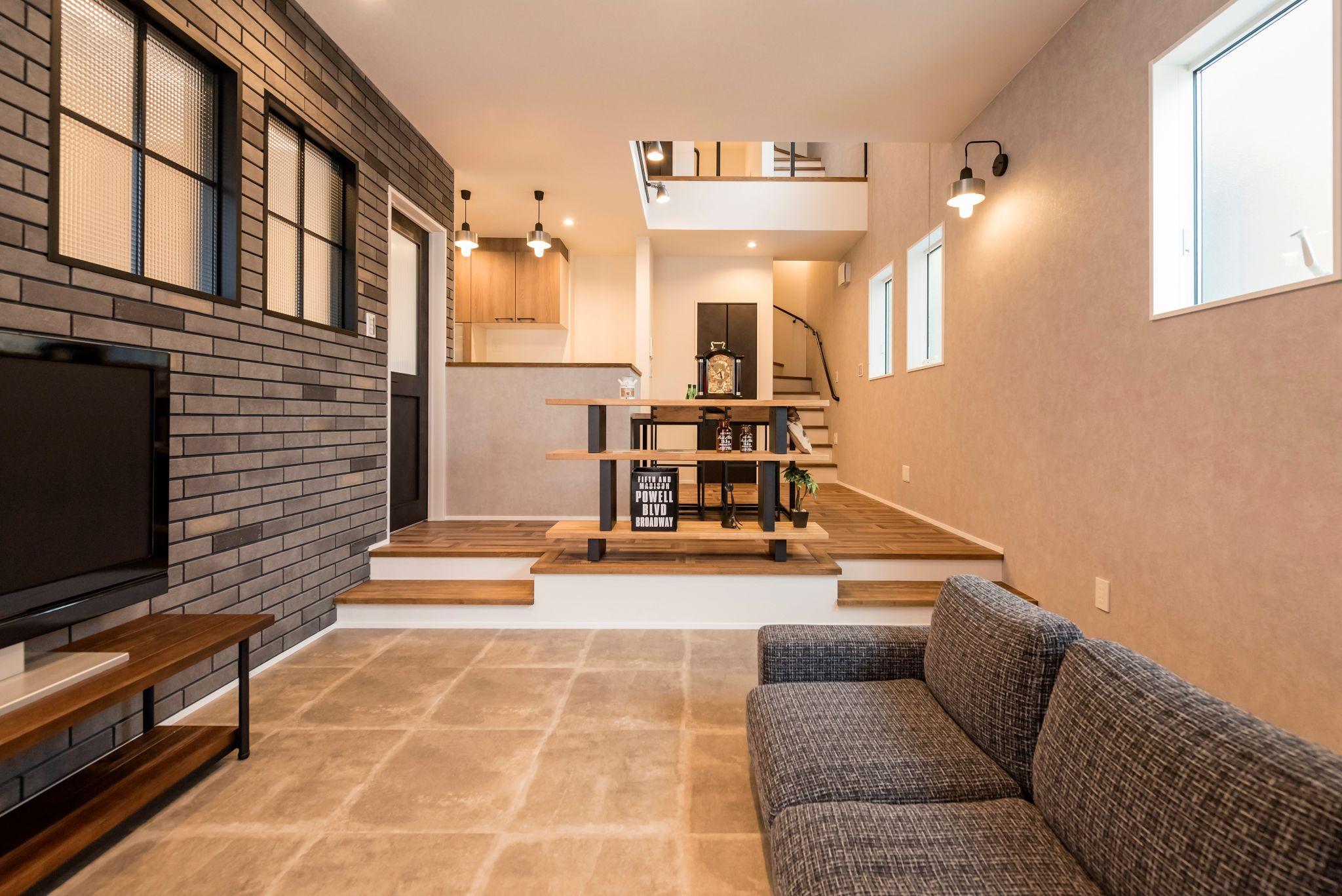清水区 駿河区 葵区 静岡市 三和建設 新築 オープンハウス リビング