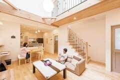 注文住宅クオリティで新たな暮らしをイメージ
