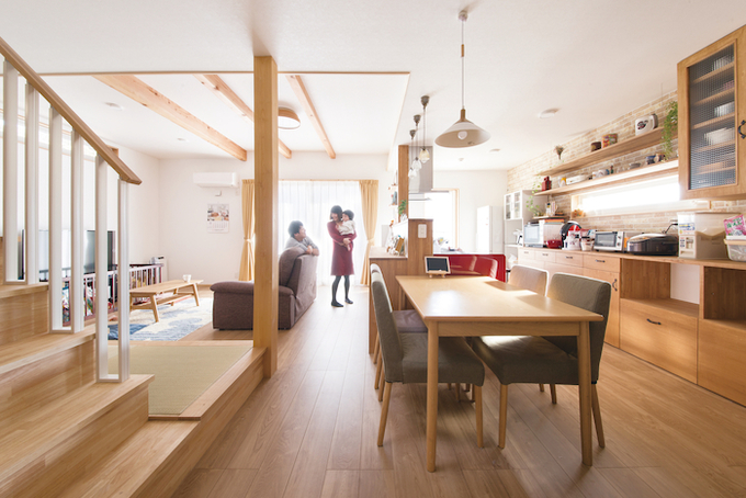 健康を住宅にデザインする家づくり