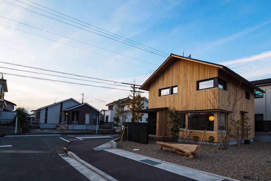 5/15㈯16㈰富士市富士見台『カフェ気分が楽しめるモデルハウス、HIBIKI THE MIRAIの見学会』
