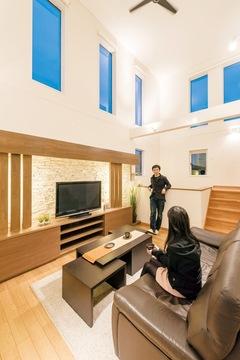 高い住宅性能とデザイン性でリゾート感覚の住みごこち