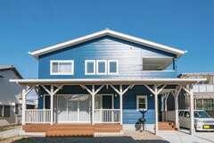 建築家と実現。住み心地抜群のサーファーズハウス