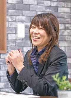 八田 知子のイメージ