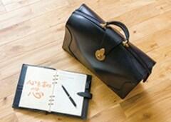 手帳とドクターズバッグ