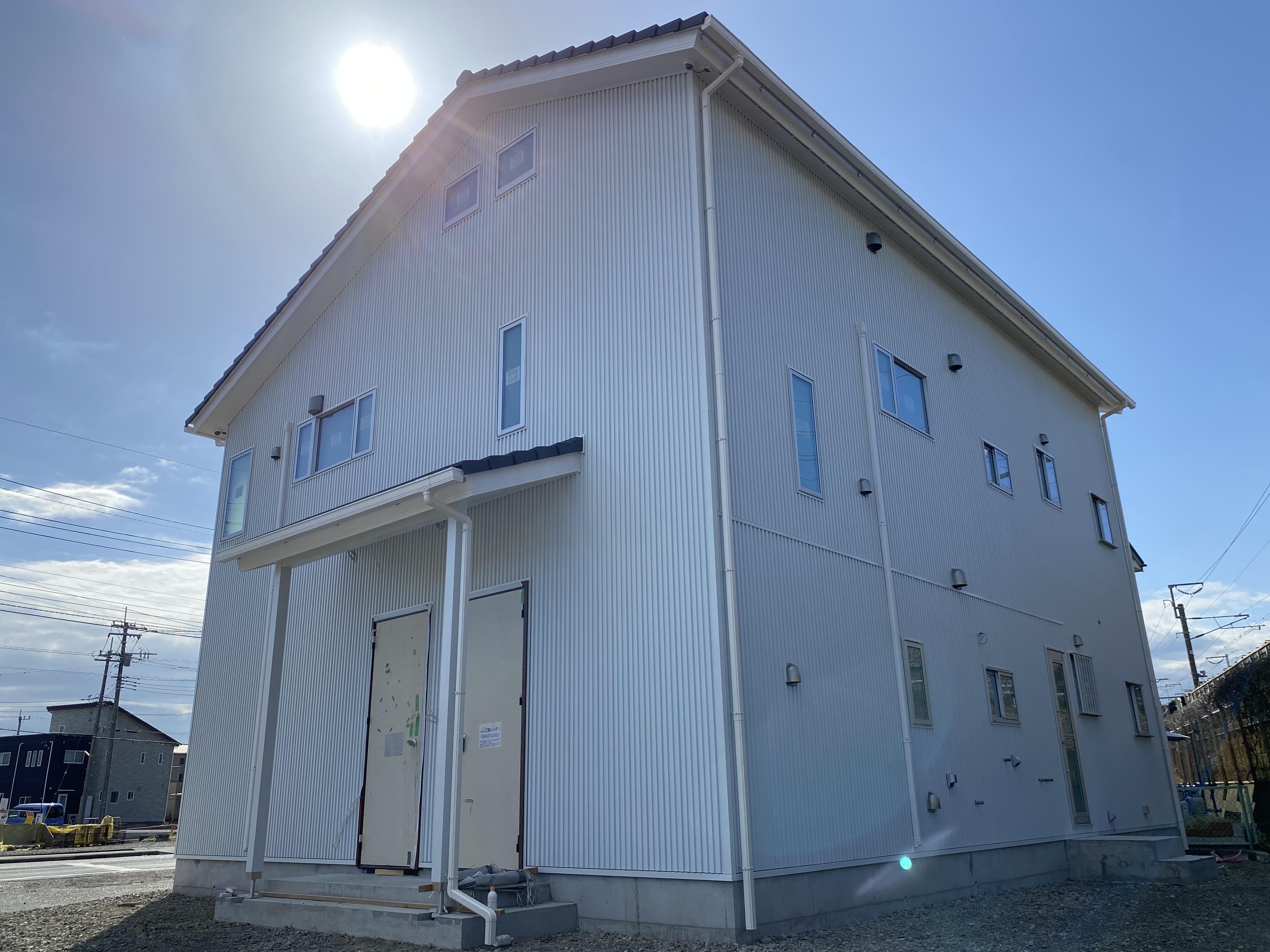 築50年を建て替え。土地に合わせた快適性能住宅に【完成見学会】
