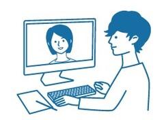 お家でのんびりできる今だから、ZoomやLINEでオンライン相談!