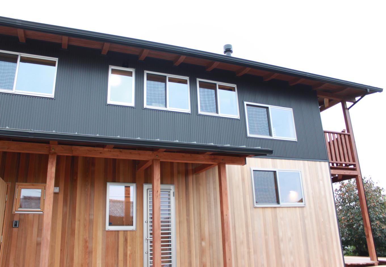 住む人と家の健康を考えた「どんとパネル工法の家」
