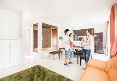 坪単価30 万円台でここまで!? 20 代夫婦が建てた大満足の家