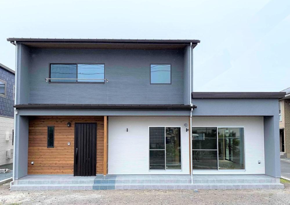 フジモクの家完成見学会「大空間のLDKで家族がつながる家」完全予約制で限定公開