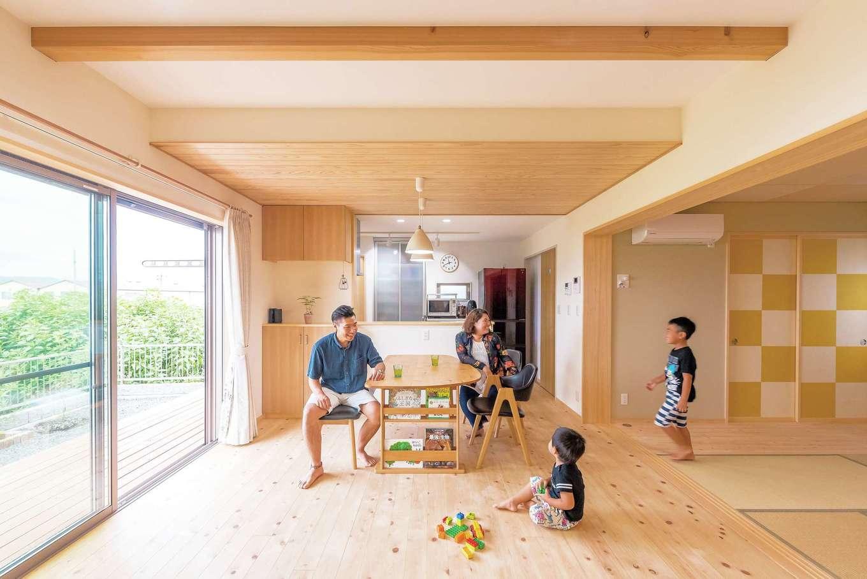 フジモクの家(富士木材)