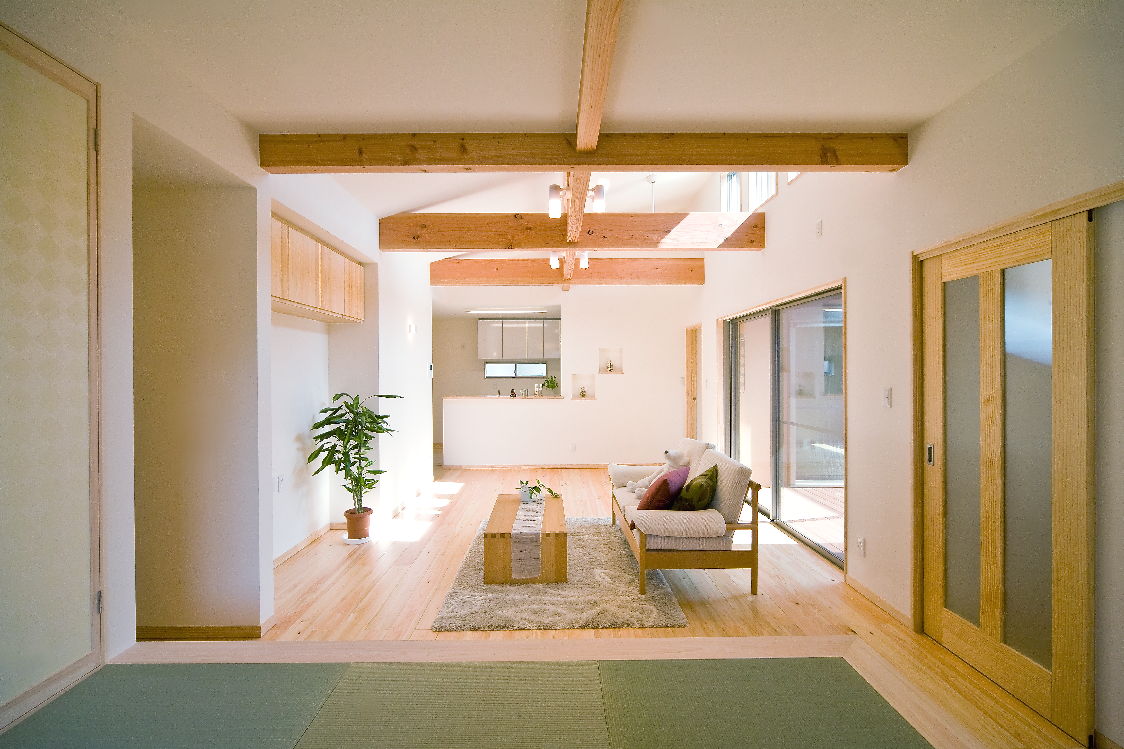 【富士市宮島】坪庭を眺める家完成見学会