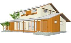 【富士市 家族でお庭でわいわいする家-和み-】店舗併用2世帯同居住宅完成見学会