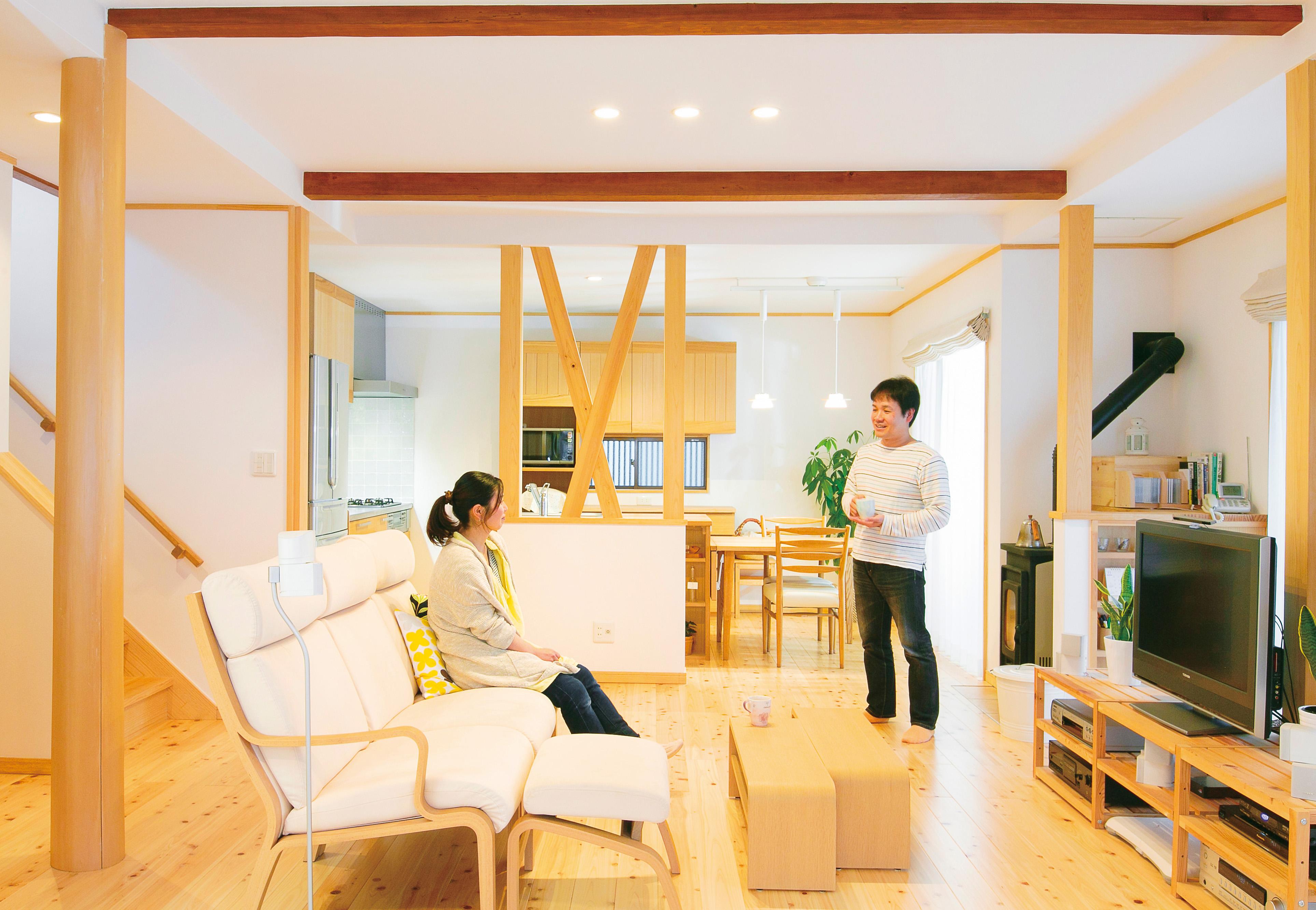 「木ごころリフォーム」で中古住宅を新築同様に再生
