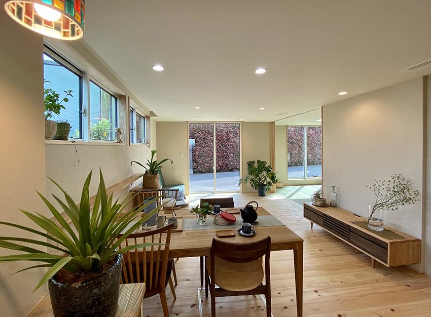 2世帯住宅対応住宅