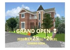 🍁新モデルハウスGRAND OPEN🏡