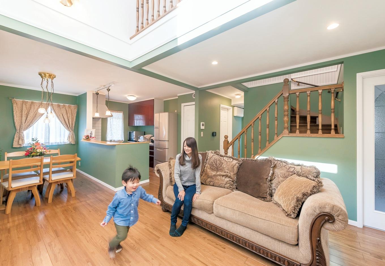 カナダ生まれの輸入住宅。高品質で省エネ効果抜群の家