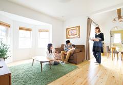 輸入住宅を世代別にアレンジ