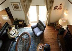 伝統息づく英国風の家