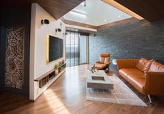 一級建築士と二人三脚で作り上げた、高級でラグジュアリーな家