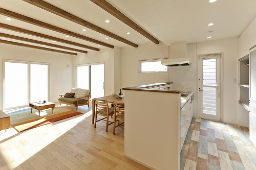 OPEN HOUSE in 長泉