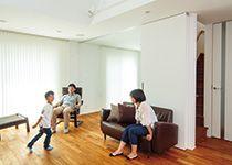 ぬくもりとキレイをデザイン! 心地よさが続く高機能住宅
