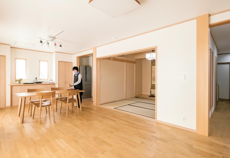 室温すらもバリアフリー 永く暮らす、心地よい家