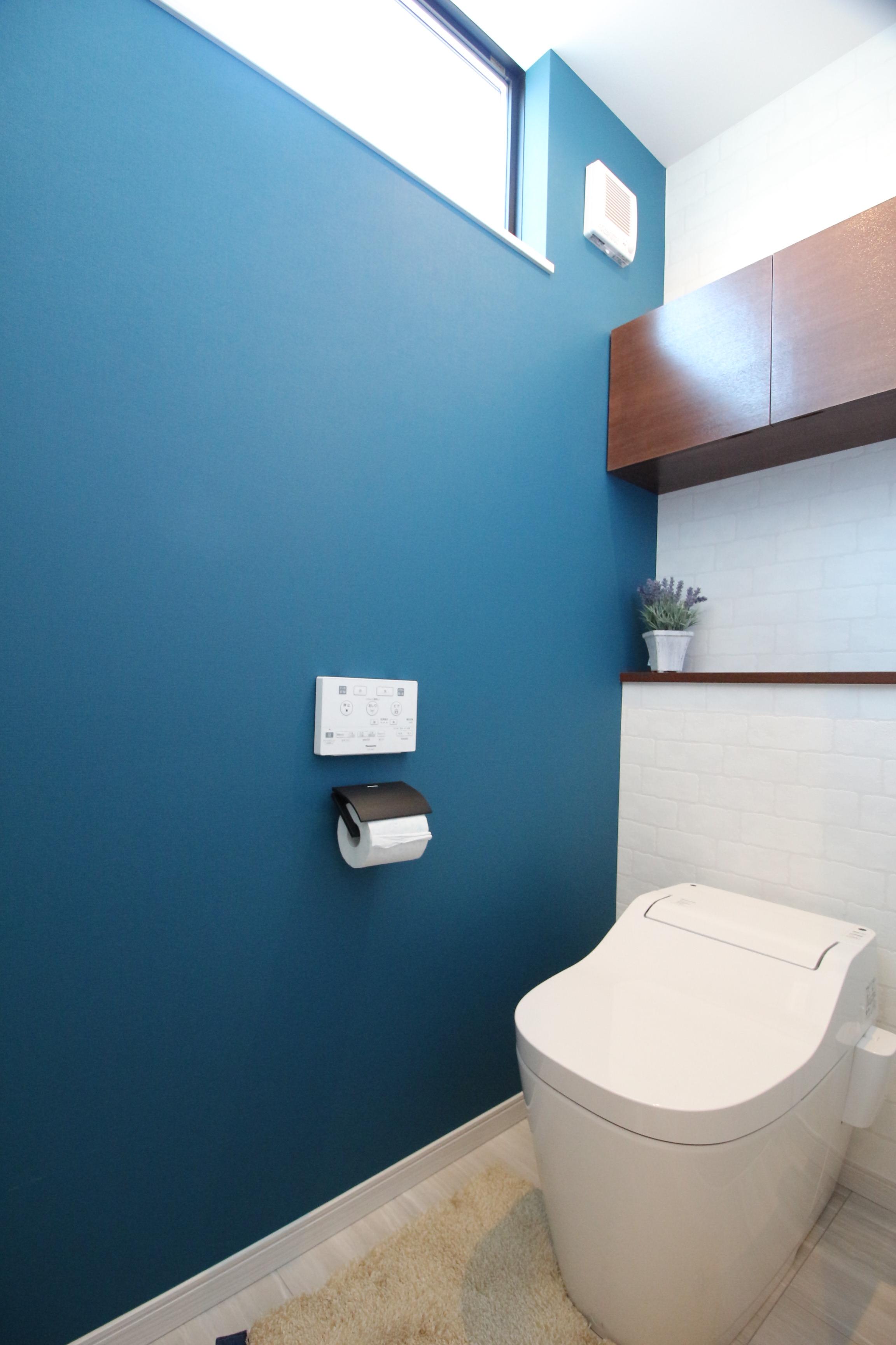 自宅のトイレをお店のような雰囲気に