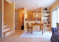家具や照明も雰囲気を統一して 家中まるごとセンスアップ