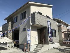 地震に強い木と鉄のハイブリッド工法 モデルハウス公開!建物本体1,291万円(税別)