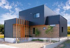 「ハブリビング」に笑顔が集まるデザイナーズハウス
