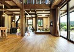 共働き・子育て夫婦にやさしい 現代レトロの家事ラクな家