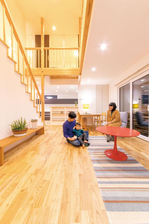 年間光熱費10万円以下! 子どもが元気に育つ健康住宅