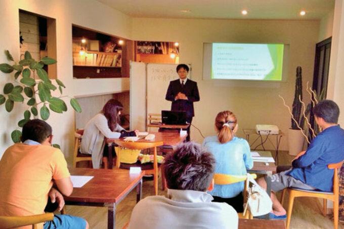 参加した家族の93%が大満足! 不安や疑問を解消する勉強会を開催