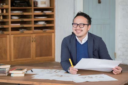 アトリエ建築家  森川 龍一 氏
