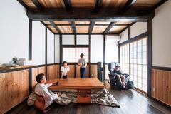 【豊川市】堀田建築が建てる『和・モダン』の家  オープンハウス