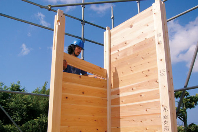 優良材を安価で提供! 有能な大工職人を選抜! 材木店ならではのメリットが満載