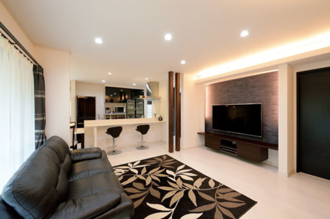 「暮らしやすい家」であることが大前提  その上でデザイン性を追求した住まい