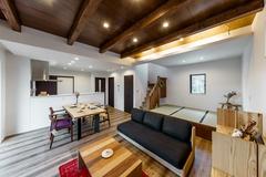 【3/30(土)、31(日)】     OpenHouse  やわらかい木目に囲われた、使い勝手・収納にこだわった家 完成見学会 @瀬戸市掛下町