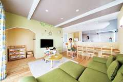 諦めかけていた夢が実現! 趣味を楽しむ「かわいい家」