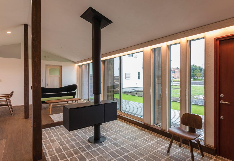 R+house藤枝(西遠建設)【自然素材、建築家、平屋】