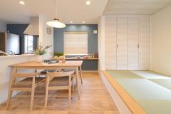 延床33坪のリアルサイズお手頃価格・自然素材の家