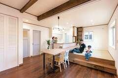 無骨さと安心が共存。長期優良住宅のサーファーズハウス