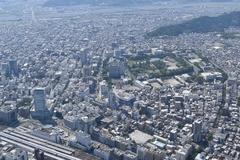 JR静岡駅周辺(写真提供:静岡市)
