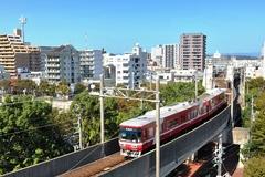 市民の足、浜松市を縦断する遠州鉄道