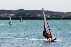 多彩なマリンスポーツを楽しめる浜名湖